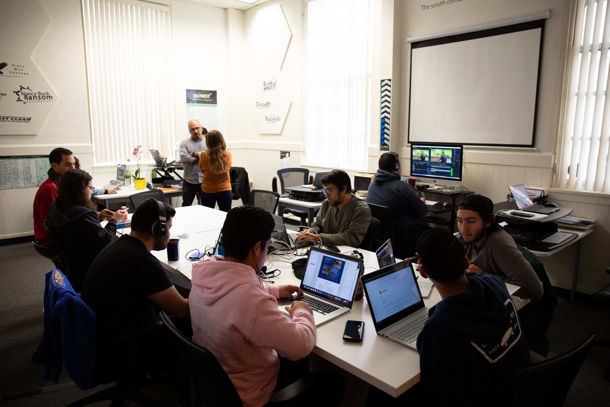 Supporting rural Californian communities through technology career centers