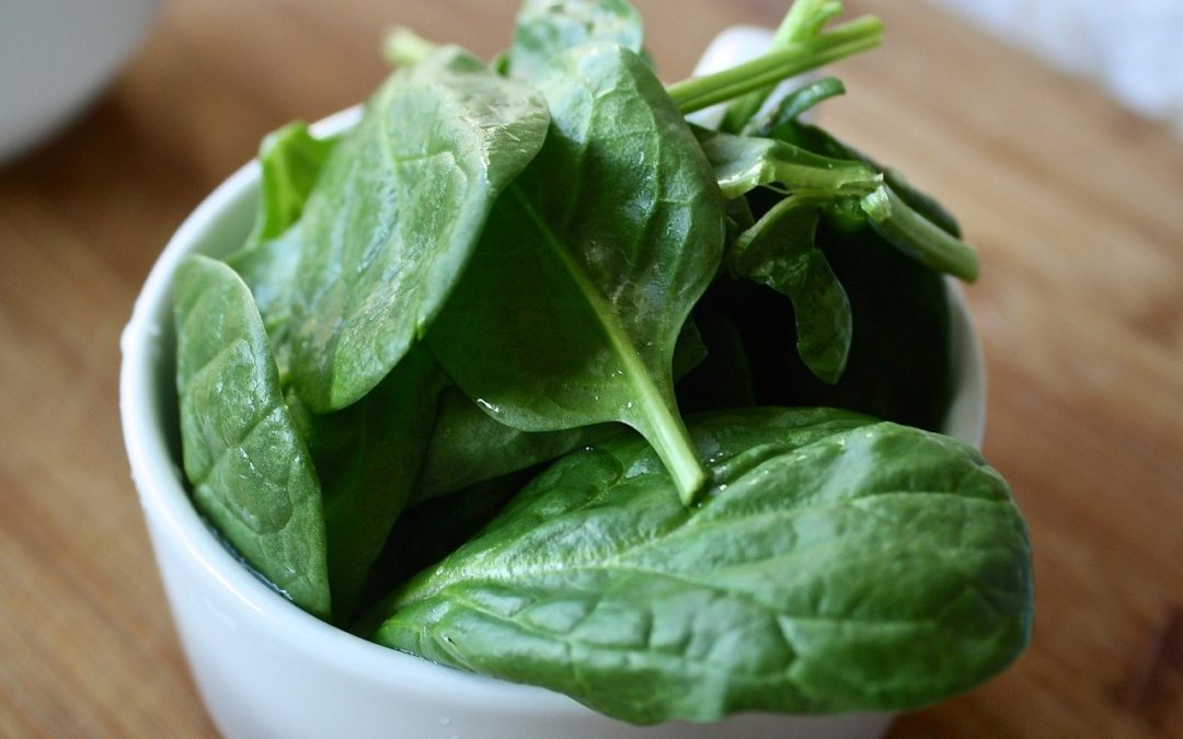 A Spinach Story: How the Supply Chain Affects its Journey from Farm to Table